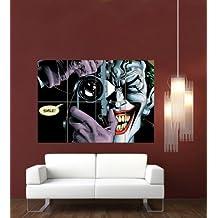 JOKER BATMAN THE KILLING JOKE GIANT WALL ART PRINT AFICHE CARTEL IMPRIMIR CARTELLO POSTER PICTURE G992