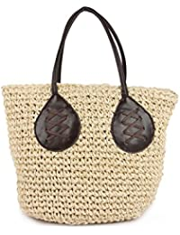 Latest Fashion Brown Ecofriendly Handbag For Womens Girls And Ladies With Stylish Strap Shoulder Bag By Instabuyz