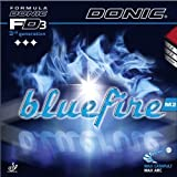 DONIC Blue Fire M2 Table Tennis Rubber (Red)