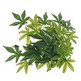 Homyl Hängepflanze Dekopflanze für Terrarium - Typ 2, 30 cm
