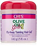 Organic Root Stimulator ORS Olive Oil Fly Away Taming Hair Gel 142 g