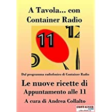 A Tavola Con Container Radio