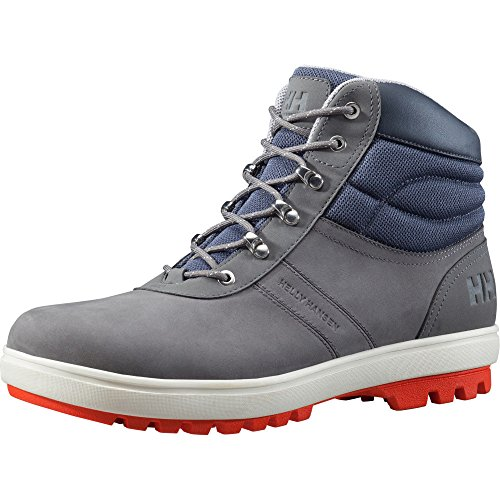 Helly Hansen Montreal, Derby homme Grigio (Mid Grey/Charcoal/Ebo)