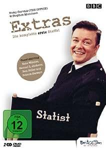 Extras - Die komplette erste Staffel [2 DVDs]