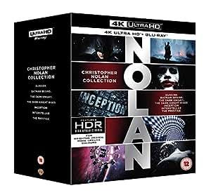 Nolan 4K Collection [Blu-ray] [2018] UK IMPORT
