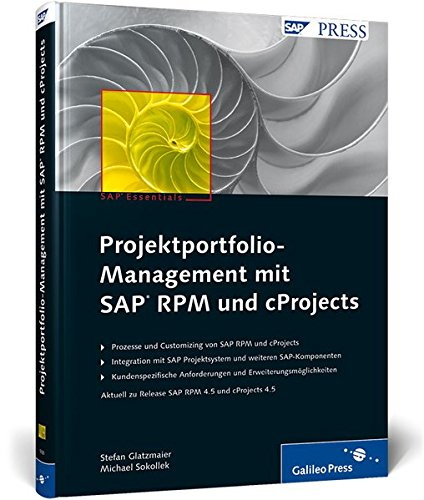 Projektportfolio-Management mit SAP RPM und cProjects