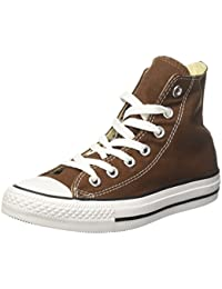 Marrone Chocolate Converse Chuck Taylor All Star Ox Sneakers Un