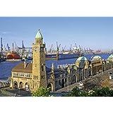 Ravensburger 19457 Hamburg, 1000 Teile Puzzle