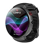 LEMFO LEM7 Smart Watch - Android 7.0 4G LTE 2MP Camera Watch Phone