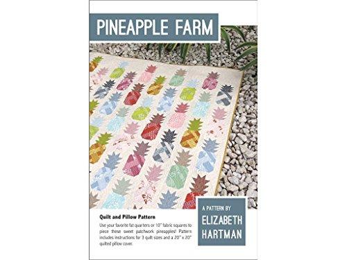 Elizabeth Hartman BCI Crafts ehp030Ananas Farm Muster -