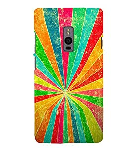 Ebby Designer Printed 3D High Quality Mobile Back Case Cover For OnePlus Two (Premium Matte Finishing Back Case )