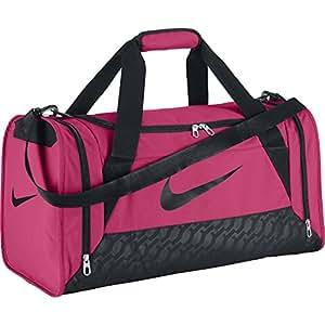Nike Womens Brasilia 6, Borsa sportiva Donna, Rosa (Pink/Spark/Black), 52 x 28 x 30 cm, 44 litri