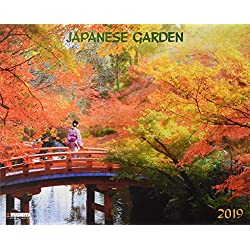 Japanese Garden 2019: Kalender 2019 (Decor Calendars 55x45cm)