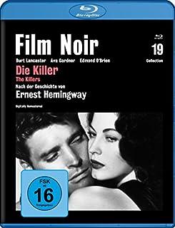 Die Killer - Film Noir Collection 19 [Blu-ray]