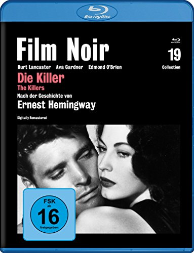 Die Killer - Film Noir Collection 19 [Blu-ray]
