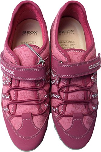 GEOX Schuhe - Klettschuh - The first - Pink/Mehrfarbig Mehrfarbig
