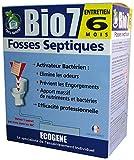AB7 INDUSTRIE Bio 7 Entretien Fosses Sept Bte 480 g