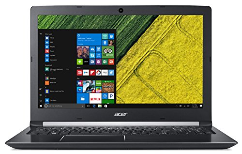 "Acer Aspire 5 A515-51G-823N Notebook con Processore Intel Core i7-8550U, RAM da 8 GB DDR4, 256 GB SSD, Display 15.6"" FHD LED LCD, Scheda grafica NVIDIA GeForce MX130 2G DDR5, Windows 10 Home, Grigio"