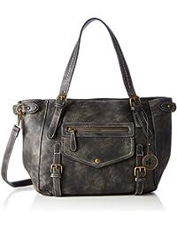 Nicht Angegeben, Womens Shoulder Bag, Beige (Cigar/lehm), 80x270x330 cm (B x H T) Rieker