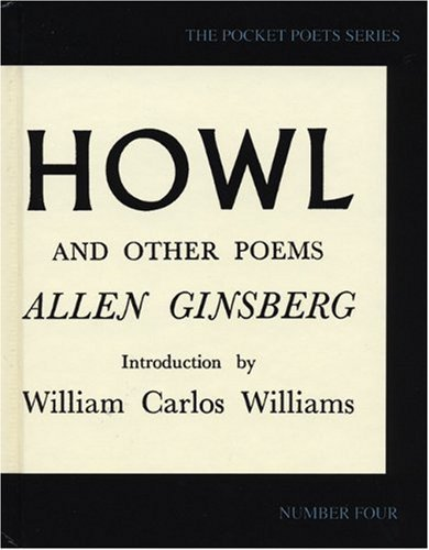 Howl and Other Poems (City Lights Pocket Poets Series) by Ginsberg, Allen (2001) Hardcover