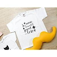Body/ Tee-shirt - Futur Grand frère