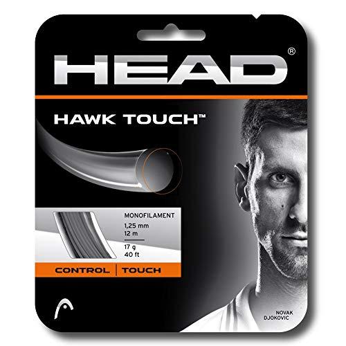 HEAD Hawk Touch String Set schwarz schwarz 1.25 mm