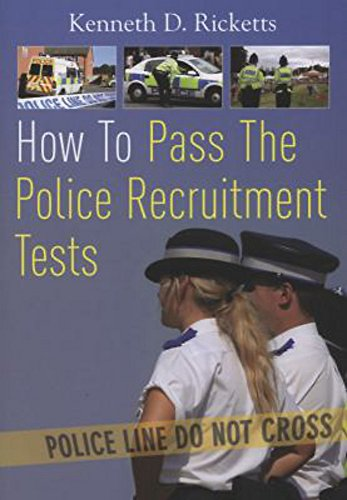 How To Pass The Police Recruitment Tests