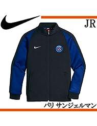 Nike PSG Y NSW N98 TRK JKT AUT - Chaqueta Paris Saint Germain para hombre, color azul, talla L