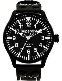 Superdry Analog Black Dial Men's Watch - SYG151W