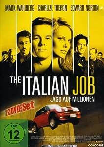 The Italian Job - Jagd auf Millionen [2 DVDs]