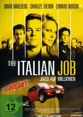 Concorde Video The Italian Job - Jagd auf Millionen [2 DVDs]