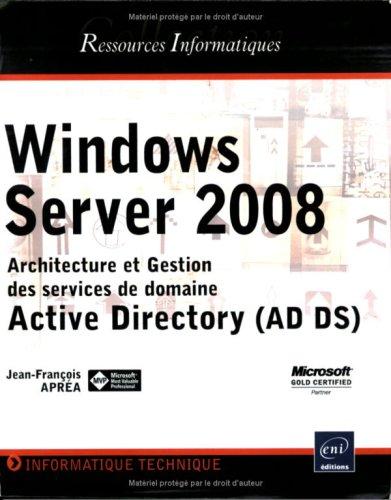Active Directory sous Windows Server 2008