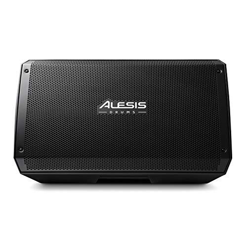 Alesis Strike Amp 12 - Altavoz y amplificador de batería activo ultraportátil...