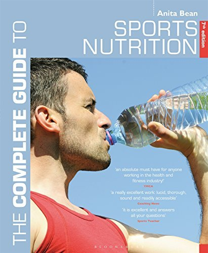 Portada del libro The Complete Guide to Sports Nutrition (Complete Guides) by Anita Bean (2013-03-14)