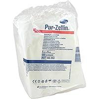 Pur-Zellin steril 4 m x 5 cm Rolle Tupfer, 500 St. preisvergleich bei billige-tabletten.eu