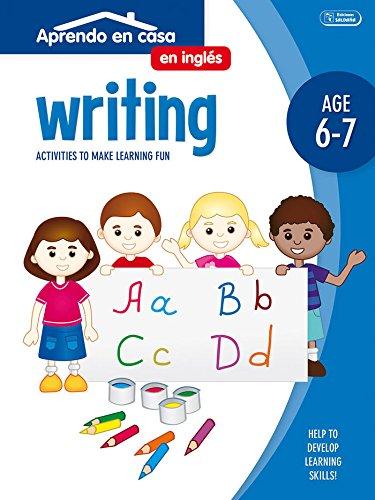APRENDO EN CASA INGLÉS (6-7 AÑOS): Aprendo En Casa Inglés. Escribir. 6-7 Años: 3 por PATIMPATAM