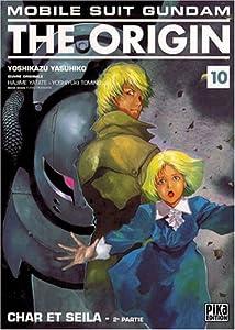 Mobile Suit Gundam - The Origin Edition simple Tome 10