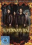 Supernatural - Die komplette zwölfte Staffel [Alemania] [DVD]