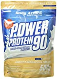 Body Attack Power Protein 90, Aprikose Maracuja, 500g Beutel