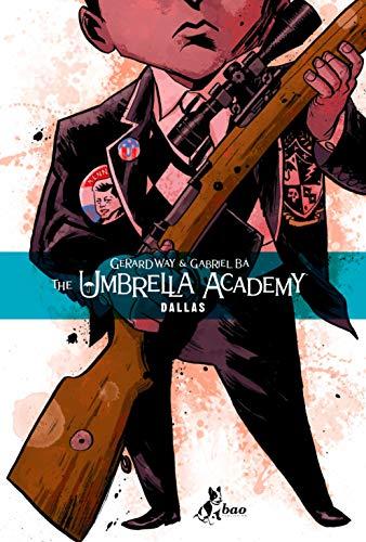 Umbrella Academy: 2 por Gerard Way
