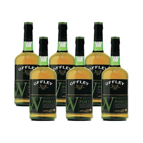 Portwein Offley White - Dessertwein- 6 Flaschen