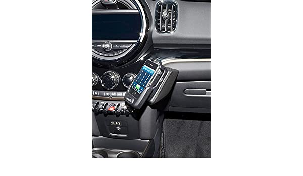 F60 Kuda 2885 Leather Mount for Mini Countryman Since 2017