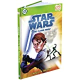 LeapFrog Tag Book: Star Wars The Clone Wars Rescue in the Sky (Works with LeapReader)