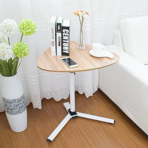uzi-lazy persone benessere Fashion semplice Reset Lift Laptop scrivania, letto rimovibile scrivania c