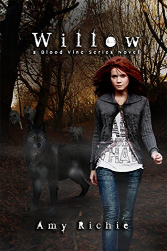 Willow (Blood Vine Series Book 1) book cover