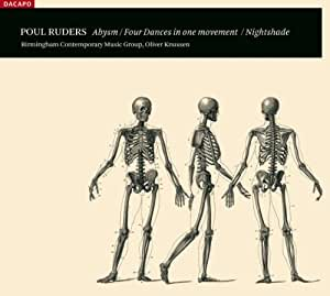 Ruders: Four Dances in One Movement / Nightshade / Abysm