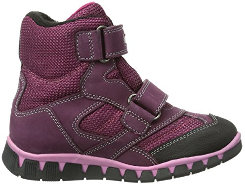 s.Oliver 35400, Baskets Basses fille Rose - Rose fuchsia (532)