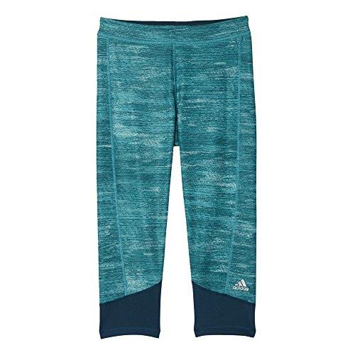 adidas AJ2269 Pantalon Femme Vert/Bleu