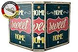 Motiv Akten Ordner Bedruckt 60mm DIN A4 Sweet Home