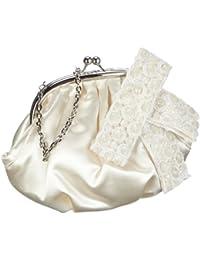 MENBUR Inma 82343 Damen Abendtaschen, 17x22x2 cm (B x H x T)